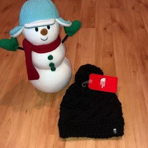 North Face Triple Cable Beanie